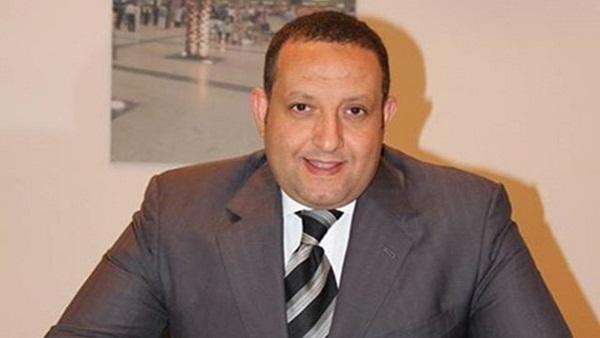 النائب محمد عبدالغني عضو مجلس النواب