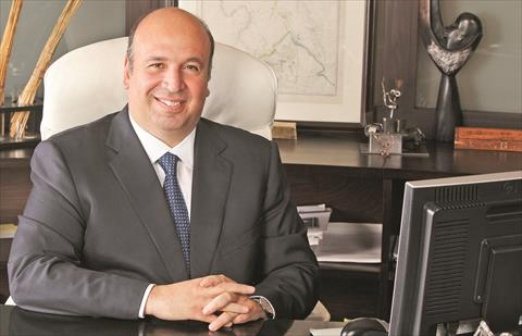 أحمد هيكل مؤسس شركة القلعة
