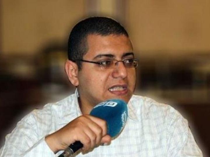 تجديد حبس إسماعيل الإسكندراني 45 يوما في «نشر أخبار كاذبة»