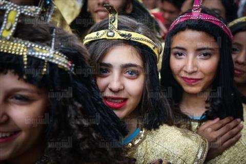 مهرجان الطبول بشارع المعز تصوير - إسلام صفوت