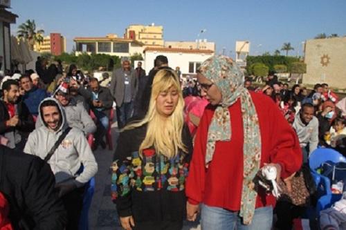 المصريين في الحجر الصحي