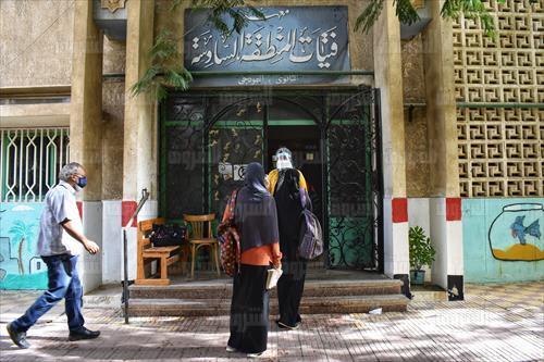 امتحانات الثانوية الأزهرية .. تصوير: زياد أحمد
