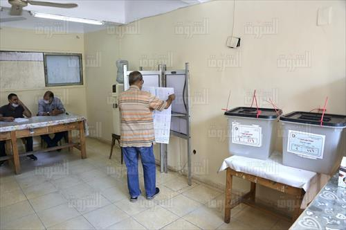انتخابات الشيوخ 2020 تصوير إسلام صفوت