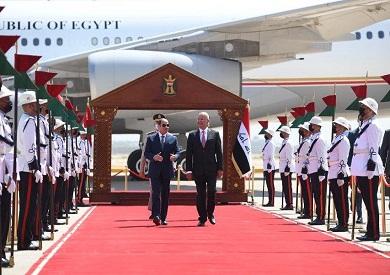 بدء أعمال القمة الثلاثية بين مصر والعراق والأردن في بغداد