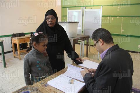 «راقب يامصرى»: انتخابات الإعادة تجرى في هدوء وسط تأمين الجيش والشرطة