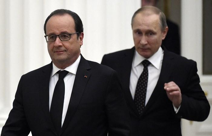 «هولاند» يدعو لتشكيل تحالف واسع ضد «داعش»