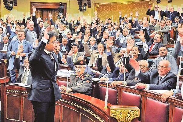 نتيجة بحث الصور عن صور لمجلس الشعب المصرى