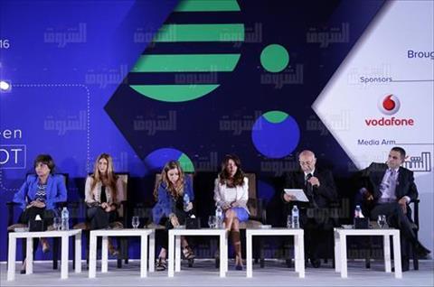 مؤتمر القمة الدولية للعلاقات العامة والإعلام - تصوير: إبراهيم عزت