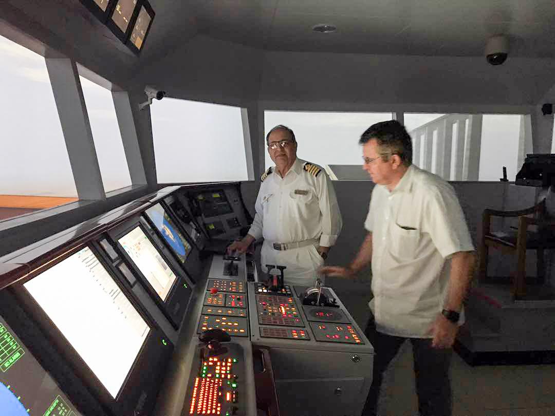هيئة قناة السويس تختتم تدريب ربابنة السفن العالمية بمركز المحاكاة والتدريب البحري بالإسماعيلية