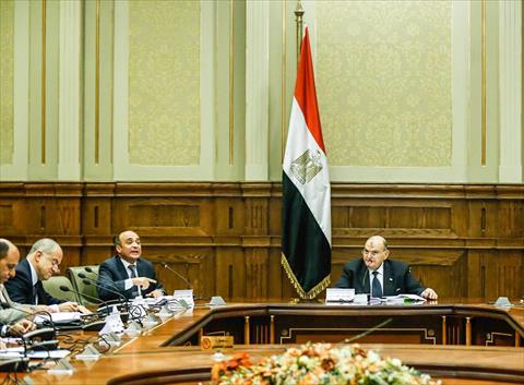 لجنة الدفاع والامن القومي ومناقشة اتفاقية ترسيم الحدود