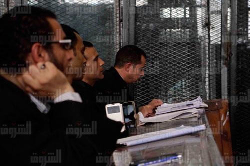 تجديد حبس أميني شرطة 45 يوما في قضية «تعذيب مجدي مكين»