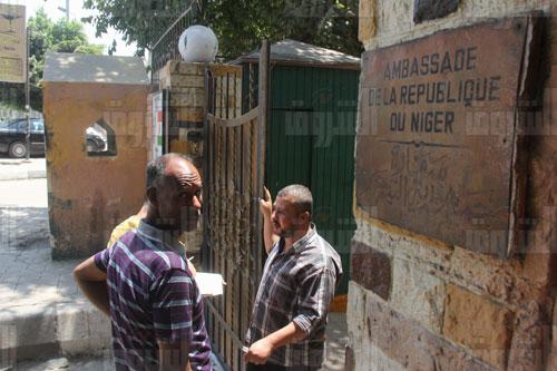 النيابة كلفت أجهزة الأمن بالتحري حول حادث استهداف قوات تأمين سفر النيجر - تصوير: هبه خليفة
