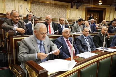 الجلسة العامة لمجلس النواب.. تصوير: جيهان نصر