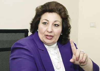 النائبة مارجريت عازر عضو لجنة حقوق الإنسان بمجلس النواب