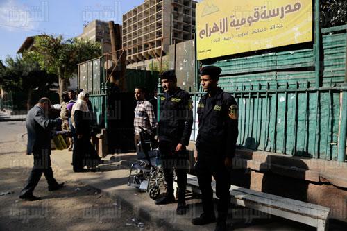 في المعادي.. هدوء الشوارع ينتقل إلى اللجان الانتخابية