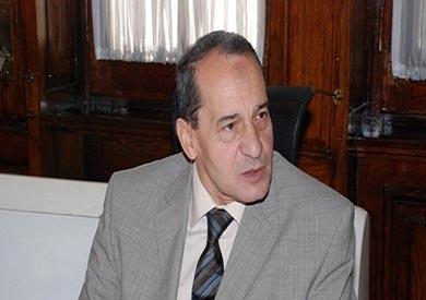 الدكتور عصام فايد وزير الزراعة واستصلاح الأراض