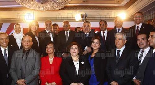 مؤتمر من اجل مصر بداءنا - تصوير: جيهان نصر