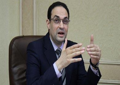 المستشار الدكتور محمد جميل رئيس الجهاز المركزي للتنظيم والإدارة