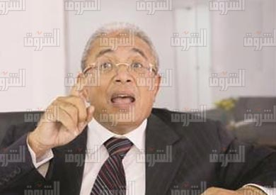 ياسر عمر- وكيل لجنة الخطة والموازنة تصوير هبة الخولي