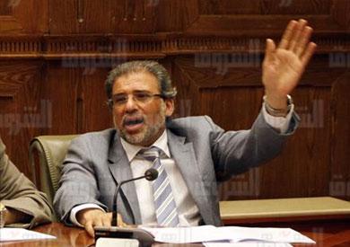 النائب خالد يوسف