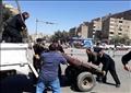 استـمرار الحملات المرورية بمحاور القاهرة