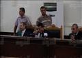 جمال وعلاء مبارك - قبول استشكال - تصوير رافي شاكر