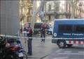 من حادث هجوم برشلونة