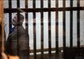 «مرسي» في جلسة قضية التخابر- تصوير روجيه أنيس