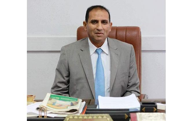 احمد غلاب محمد رئيس جامعة أسوان