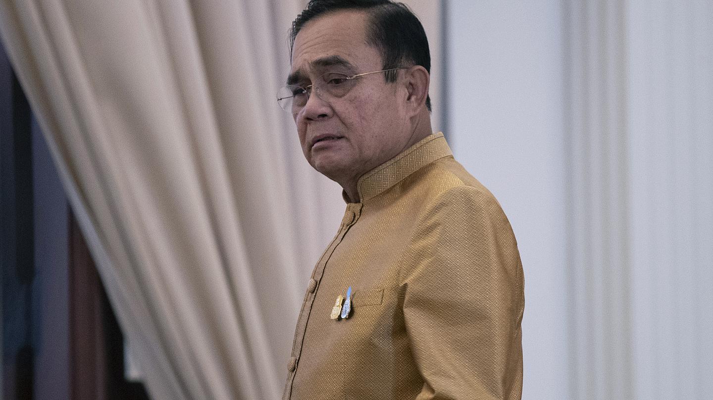 رئيس الوزراء التايلاندي برايوت تشان أوشا