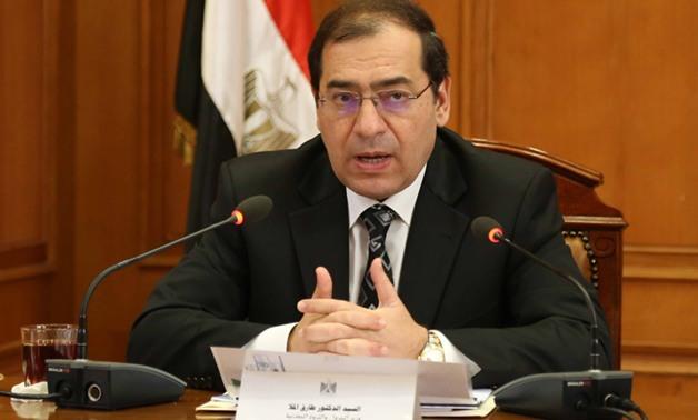 طارق الملا وزير البترول