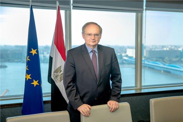فير الاتحاد الأوروبي في مصر، كريستيان برجر