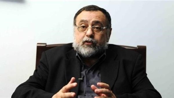الصحفى مجدى أحمد حسين