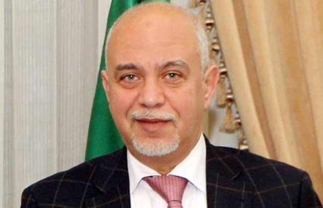 حازم الجندي، عضو مجلس الشيوخ