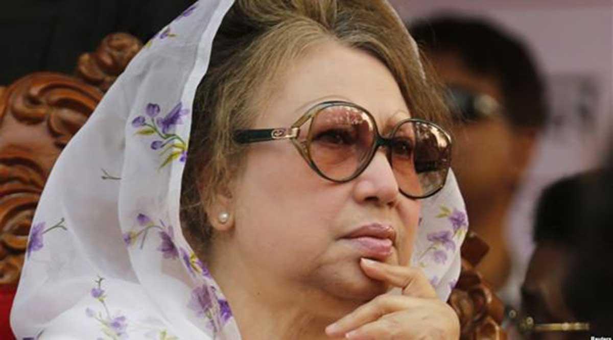 رئيسة وزراء بنجلاديش السابقة خالدة ضياء