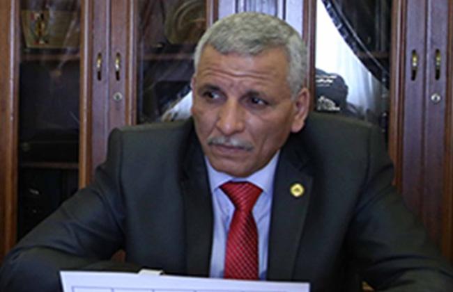 النائب عبدالفتاح محمد، أمين سر لجنة القوى العاملة بمجلس النواب