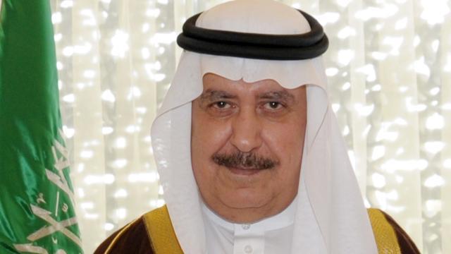 الامير فهد بن محمد بن عبدالعزيز بن سعود