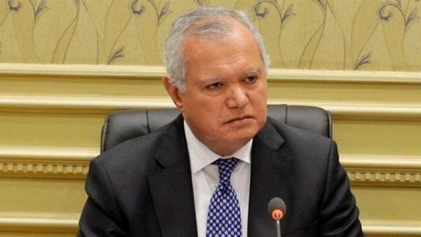 السفير محمد العرابي، وزير الخارجية الأسبق