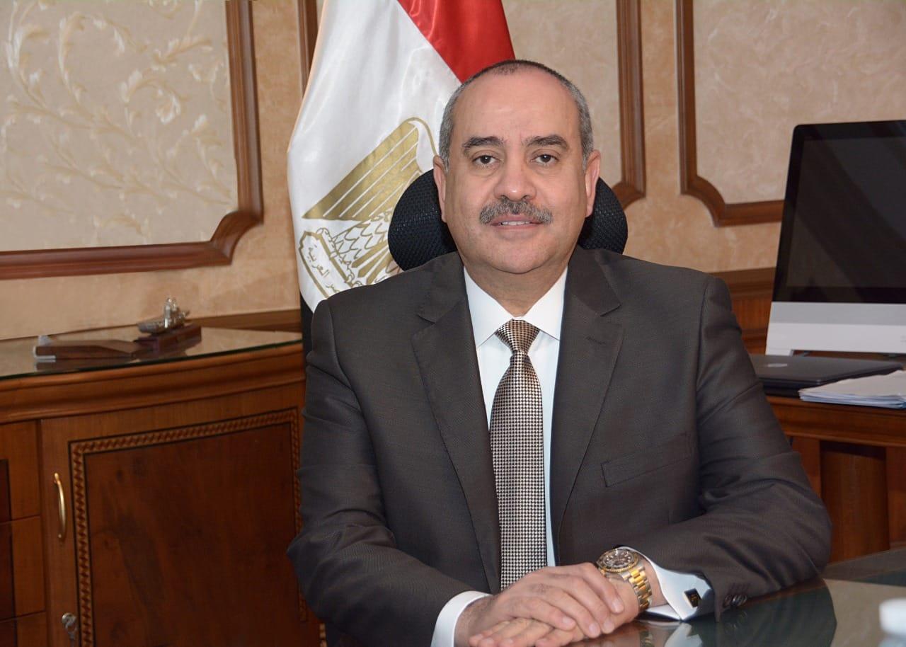 وزير الطيران المدني محمد منار
