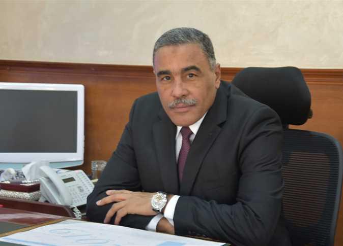 خالد شعيب، محافظ مطروح