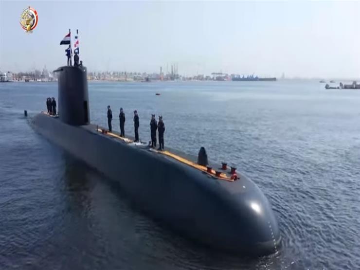 تعرف على قدرات الغواصة الألمانية المنضمة للبحرية المصرية يمكنها البقاء 50 يوما تحت الماء