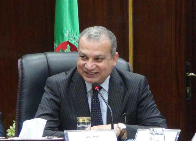 خالد صديق، مدير صندوق تطوير العشوائيات