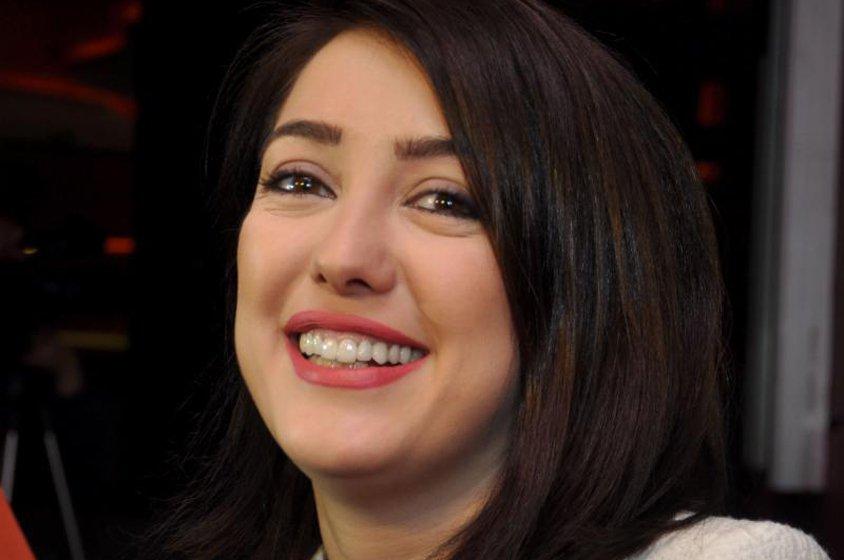 الفنانة السورية كندة علوش