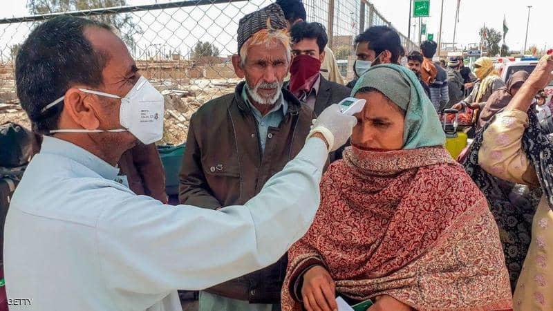باكستان: تسجيل 1038 إصابة جديدة بكورونا و46 حالة وفاة