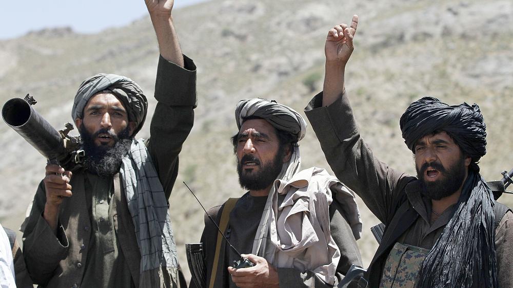 اتفاق لوقف إطلاق النار بين مسؤولين محليين وطالبان