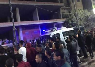 وفاة أمين شرطة أثناء تأمين كنيسة.. والسيطرة على تحرش جماعي بأسيوط -          بوابة الشروق