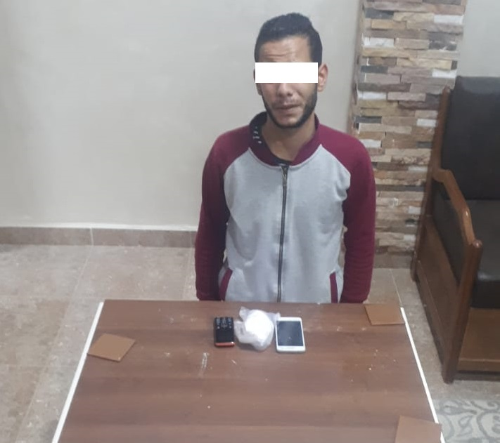 ضبط 5 مجرمين بحوزتهم أسلحة ومخدرات بـ«السحر والجمال» -          بوابة الشروق