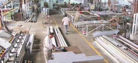مصنع ألومنيوم بنجع حمادي