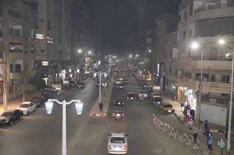 <br/>شارع الجمهورية بحي شرق سوهاج