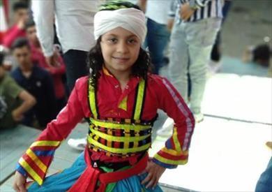 الطفلة حبيبة المصري
